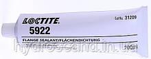 Бензостойкий герметик Loctite 5922 (Локтайт 5922), пластичный, высокотемпер, —55°C/+ 200°C, 200 мл