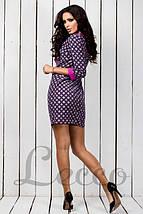 """Элегантное женское платье ткань """"Хлопок+Стрейч"""" 42 размер норма, фото 2"""