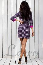 """Элегантное женское платье ткань """"Хлопок+Стрейч"""" 42 размер норма, фото 3"""