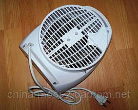 Обогреватель электрический Wimpex FAN HEATER WX-424 бытовой тепловентилятор (дуйка, дуйчик), фото 2