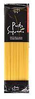 Макарони 400г Спагетті довгі Pasta Soprano (1/18)
