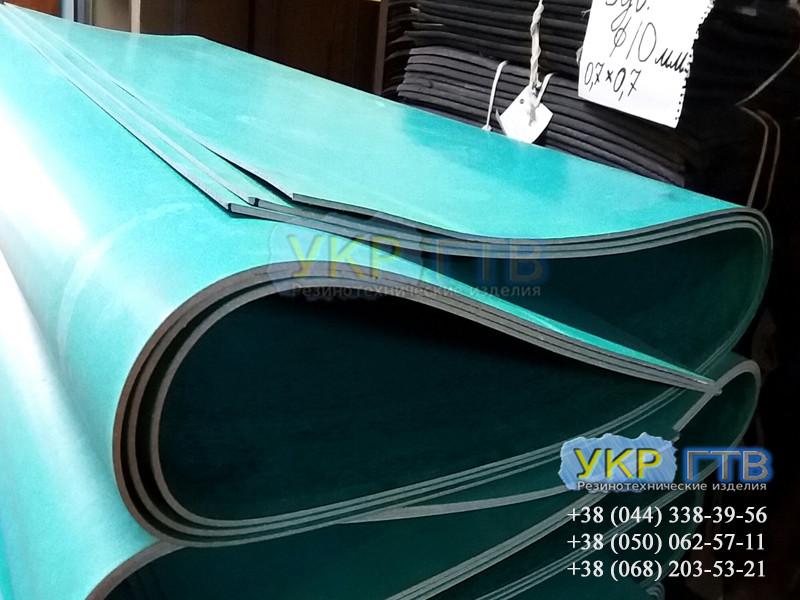 Паронит ПМБ 1,5мм (ГОСТ 481-80), фото 1