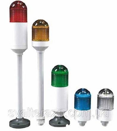 Светодиодные сигнальные колонны PTD