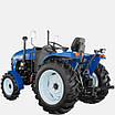 Трактор, міні-трактор JINMA JMT3244HX (24 к. с., 4х4, 3-цил. диз. двигун, блокування), фото 2