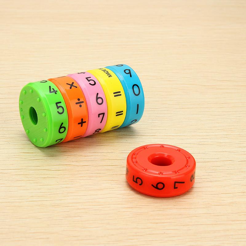 Магнитный математический цилиндр абак Детская игрушка для изучения статья интеллекта Игрушечный подарок - ➊TopShop ➠ Товары из Китая с бесплатной доставкой в Украину! в Днепре