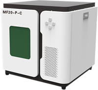 Волоконный настольный лазерный маркировщик Yueming MF20-P-C