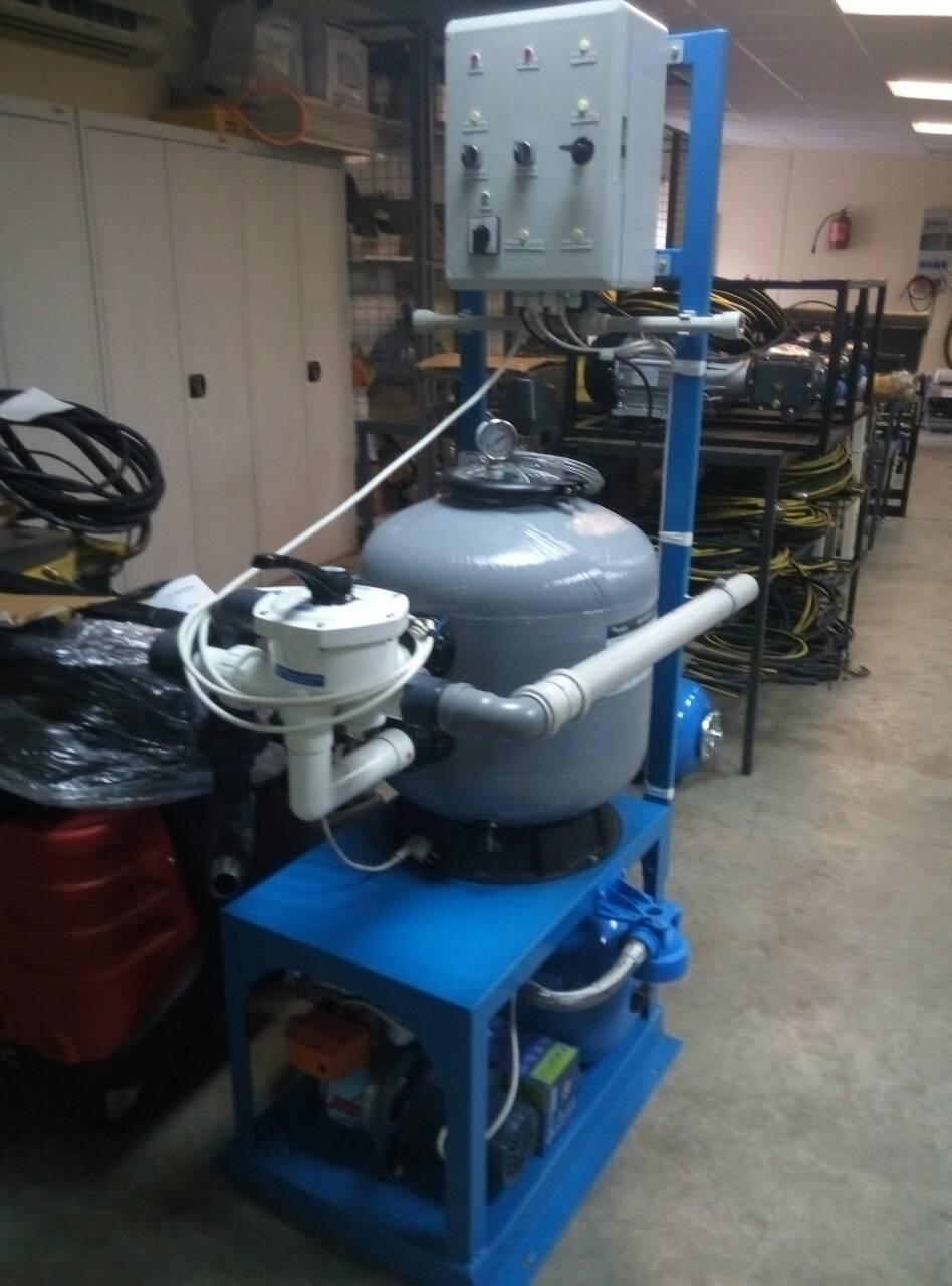 Система очистки воды Аквариус 1500