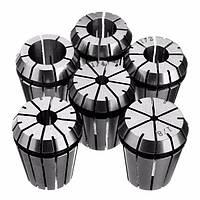 6pcs ER32 весной цанги установить 1/8 до 3/4 дюйма патрон цанги для фрезерный токарного резца