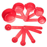 11 штук пластиковые мерные ложки пекарского Кофейные чашки столовая ложка набор инструментов