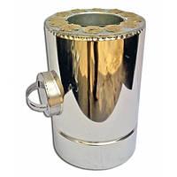Термо ревизия оцинк (Ø100-300мм ≠1мм)
