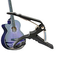 Каподастр для гитары ,зажим для гитары, триггер металлический
