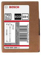 Плоское зубило Bosch SDS-MAX 600 мм ECO (10 шт.)