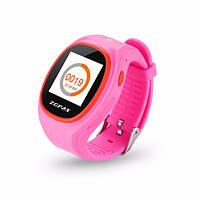 Zgpax s866 1.2-дюймовые GPS слежения фунтов WIFI Bluetooth SOS андроид телефон вахты для ребенка