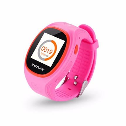 Zgpax s866 1.2-дюймовые GPS слежения фунтов WIFI Bluetooth SOS андроид телефон вахты для ребенка, фото 2