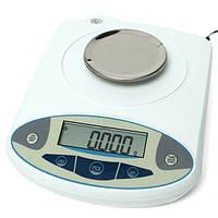 100 х 0.001 г 1 мг цифровой лаборатории аналитические весы электронные прецизионные масштаб