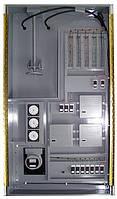 Макет. Электрощитовая в вагоне электрички