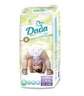Подгузники Dada Extra Soft 4 maxi (7-18 кг) 52шт