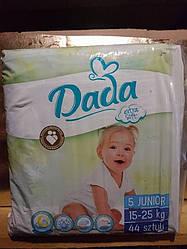 Dada Подгузники Extra Soft 5 junior (15-25 кг) 44 шт