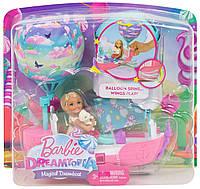 Кукла Барби Barbie Челси и ее сказочный корабль Chelsea Оригинал!!! Mattel - США. DWP59