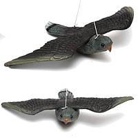 Сад пейзаж искусственный Flying Bird украшения фермы борьбы с вредителями отпугиватели птиц