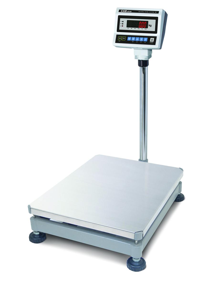 Весы товарные CAS фото