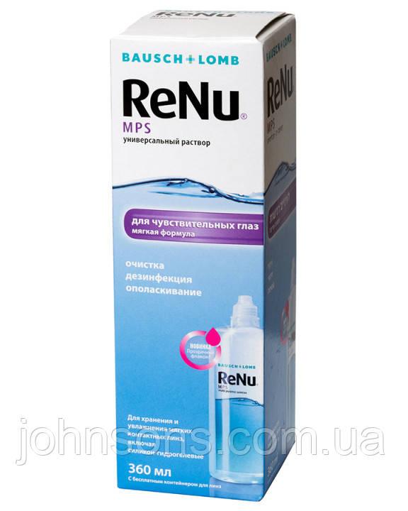 Раствор ReNu MPS 120ml