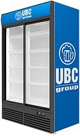 Холодильный шкаф UBC Super Large, двери купе