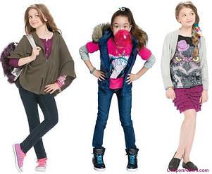 Одяг для дівчаток від 6 до 16 років