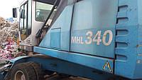 Перегружатель металлолома Fuchs MHL 340, фото 1