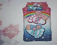 Детское постельное белье Alaca 3D Baby Shower