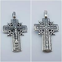 Серебряный Крест Арт. Кр 175