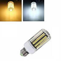 B22 30w 136 СМД 5733 1500LM LED крышка кукуруза свет колбы лампы переменного тока 110В E27 e14