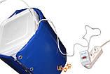 Декристаллизатор с Баком Кубтейнером для фасовки меда 20 л (отстойником для меда) с Цифровым Терморегулятором, фото 3