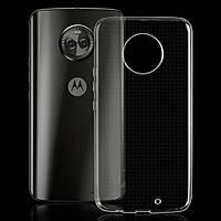 Ультратонкий 0,3 мм чехол на Motorola Moto X4 прозрачный