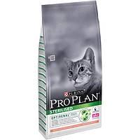 Purina Pro Plan Sterilised 1кг (на вес) для стерилизованных котов с лососем