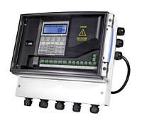 Системный контроллер управления клапанами для систем от 2 до 6 фильтров