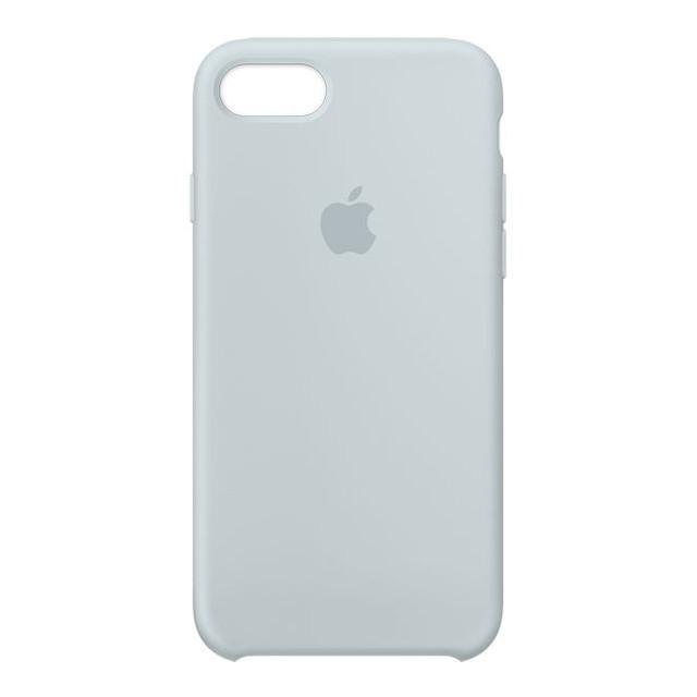 Чехол Apple силиконовый для iPhone 8/7 Blue (MQ582ZM/A)