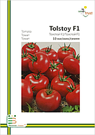 Толстой F1 томат 10 шт ИС мет.уп.