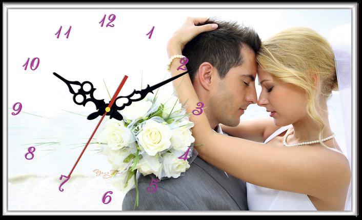 Годинник настінний індивідуальний, фото 2