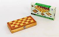 Шахи, шашки, нарди, 24х24 см. нібір для настільних ігр W2408