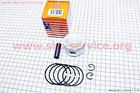 Поршень, кольца, палец к-кт 80cc 47мм STD желтая коробка
