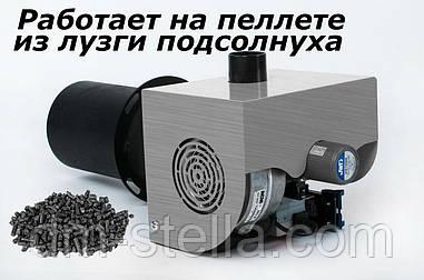 Пеллетнаягорелка 50 кВт DM-STELLA