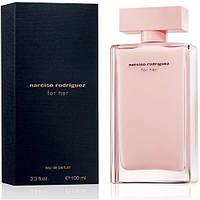 Женская парфюмированная вода Narciso Rodriguez Eau De Parfum For Her 100ml (черная упаковка)