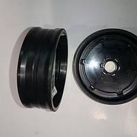 Поршень пневмоцилиндра рабочего стола шиномонтажного станка диаметр 75мм// #231