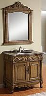 Мебель для ванной комнаты в стиле классика, фото 1
