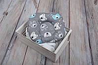 Подушка для новорожденных Классик, фото 1