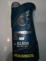 Масло компрессорное Mannol ISO 100