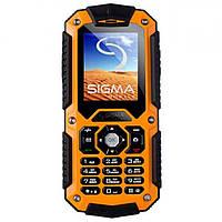 Мобильный телефон Sigma X-treme IT67 Dual Sim Orange (4827798283219)