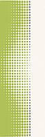Paradyz Midian Verde инсерто Punto 20x60