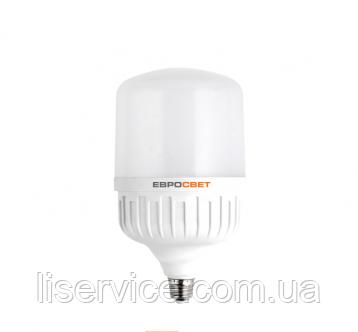 Светодиодная лампа Евросвет EVRO-PL-30-6400-27, фото 2